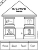 Vowel Teams Family Houses Bundle