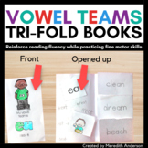 Vowel Teams Interactive Word Work