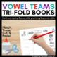 Vowel Teams Interactive Word Work