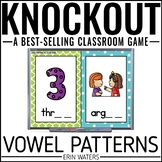 Vowel Teams Game: KNOCKOUT [Whiteboard Word Game]