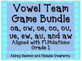 Vowel Teams Games Bundle #2