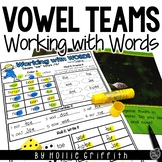 Vowel Teams: An Interactive Working with Words Extravaganza