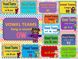Vowel Teams Mega Bundle Power Points and Printables