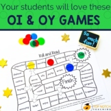 Vowel Teams OI and OY | Vowel Combination Activities for t
