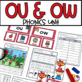 OU and OW Activities and Worksheets