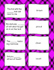 Vowel Teams OU and OW  Fill-in-the-Blank Memory Game & Bonus Story