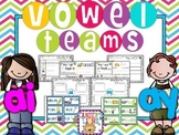Vowel Teams Pack: AI & AY