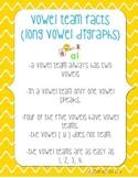 Vowel Teams Poster