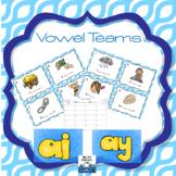 Vowel Teams Scoot (ai, ay)
