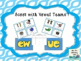 Vowel Teams Scoot (ue,ew)