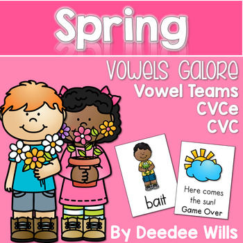 Vowel Teams:  Spring