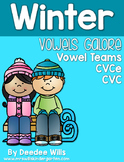 Vowel Teams:  Winter