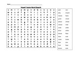 Vowel Teams Word Search