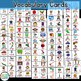 Vowel Team Word Work Center: Long Vowel Activities for 1st Grade Phonics Centers