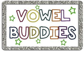 Phonics Posters (Vowel Buddies)