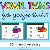 Vowel Teams for Google Slides™