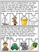 Vowel Teams Fluency and Sequencing Reading Comprehension 20 Puzzles Bundle