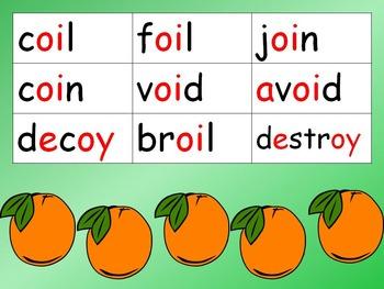 Phonics-Vowel Variants 3