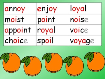 Phonics-Vowel Variants Complete Set