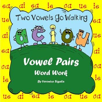 Vowel, Vowels , Long Vowels, Vowel Pairs, Vowel Sound, Word Work Long Vowel