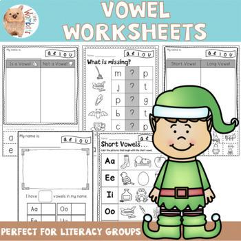 Vowel Worksheets - Long and Short