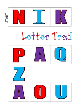 Vowel and Consonant Literacy Center