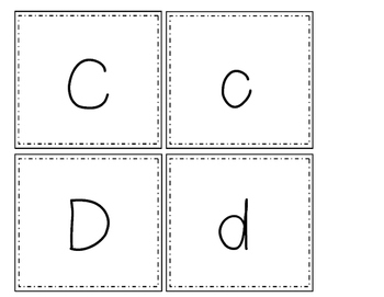 Vowel and Consonant Pocket Chart Sort
