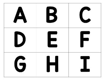 Vowel or Consonant: A Read the Room Activity