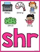Digraphs & Trigraphs Anchor Charts