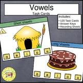 Vowels Task Cards