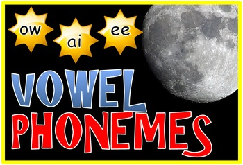 Vowels & Consonants (BUNDLE PACK)