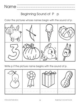 Vowels & Consonants: Phonological Awareness {Bundle}