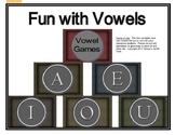 Vowels Fun