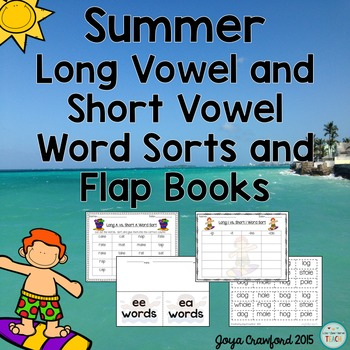 Vowels: Long Versus Short (Summer)
