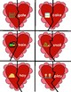 Valentine's Day - Phonics - Long Vowels - Word Work