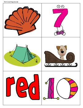 Vowels: Long and Short E FUN!