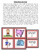 Vowels - Long i - Picture and Word Sorts - RTI - Struggling Readers - Phonics