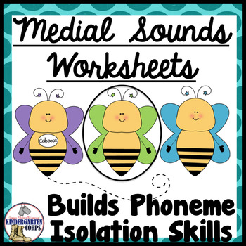 Middle Sounds Phoneme Isolation