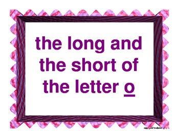 Vowels - Short a, e, i, o, and u