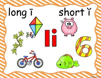 Vowels: Short and Long