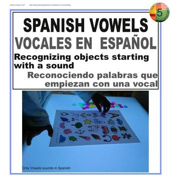 Vowels / Vocales