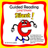 Vowel, Vowels, Long Vowels, Silent E Guided Reading Book 1 Long Vowel