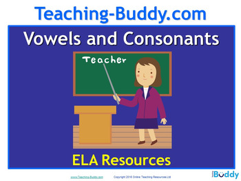 Vowels and Consonants