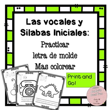 Spanish Coloring Pages Teaching Resources | Teachers Pay Teachers