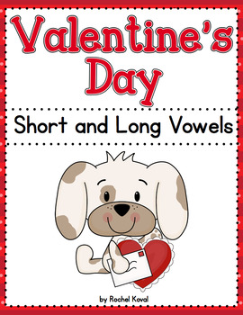 Vowels for Valentine's Day!
