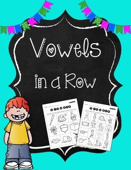 Vowels in a Row