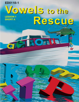 Vowels to the Rescue 12 Audio-directed Lessons with Printable Activity Sheets