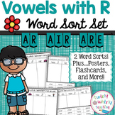 R-Controlled ar Word Sort Set
