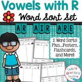 R-Controlled ar Word Sort Set