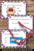 Long i Spelled y, 1st Grade Phonics Review, Long i Vowels Task Cards